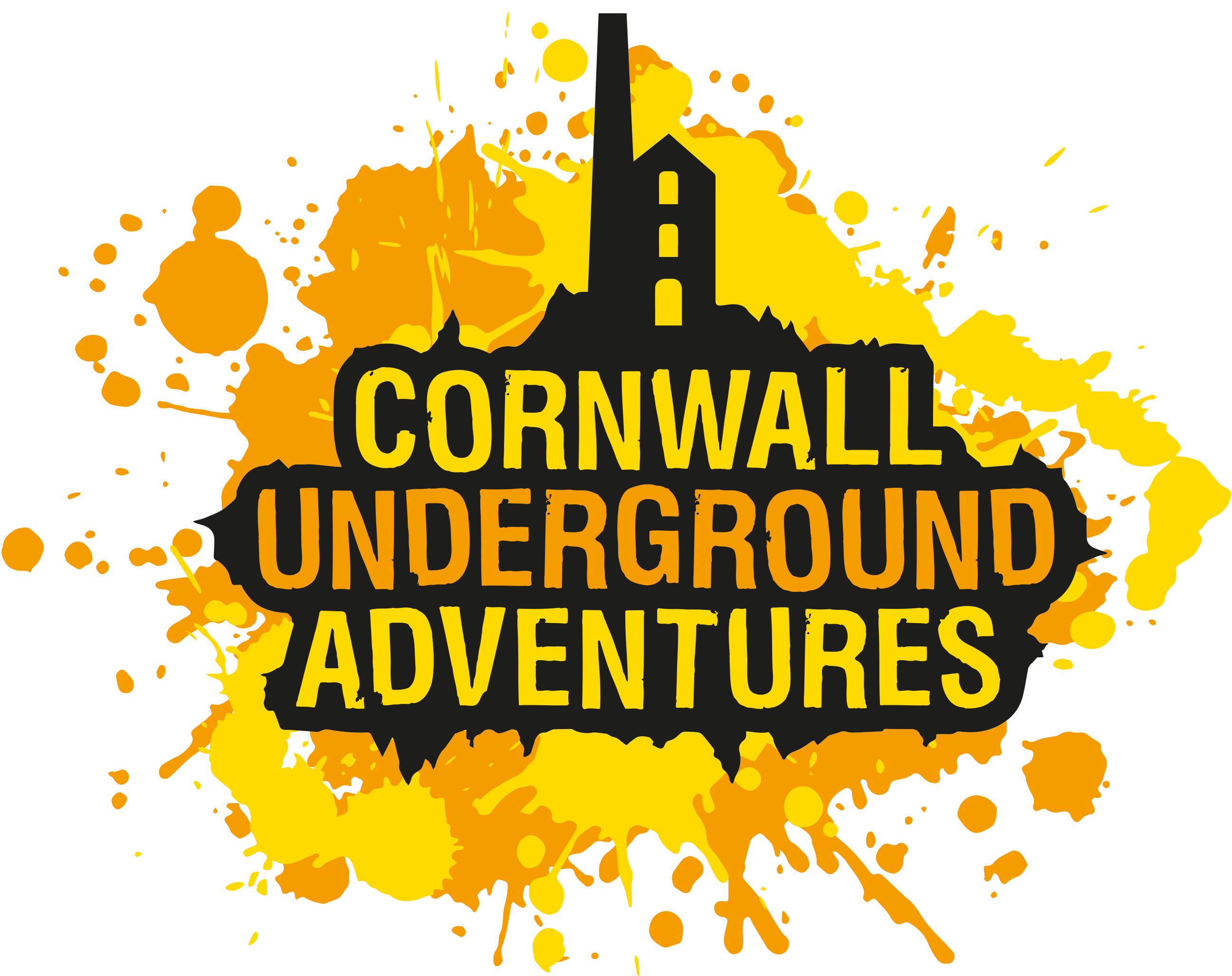 Cornwall Underground Adventures Mine Tours in Cornwall Logo