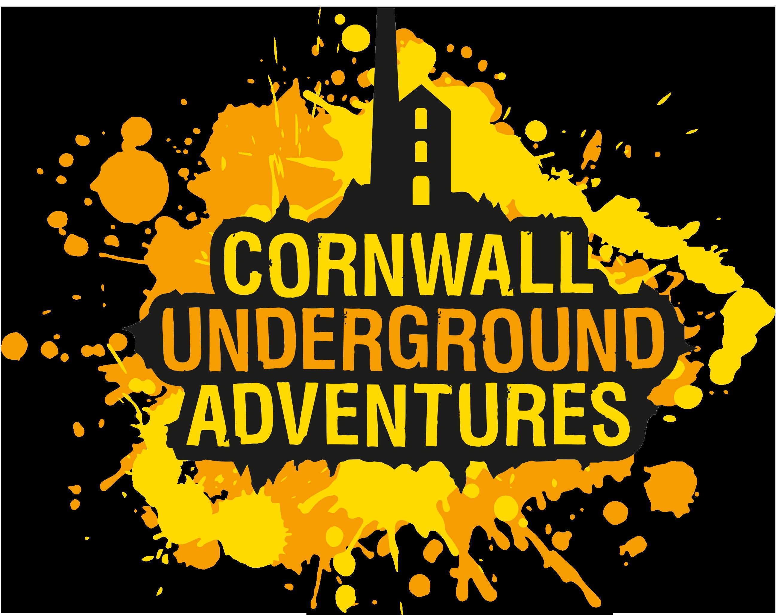 Cornwall Underground Adventures Mine Tours in Cornwall Logo