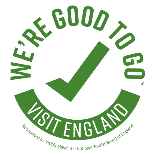 Cornwall Underground Adventures is registered with the Good to Go scheme