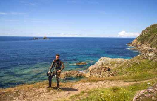 Cornwall Underground Adventure walking a site rich in history of Cornish tin mining. Find out about the story behind Ross Poldark.
