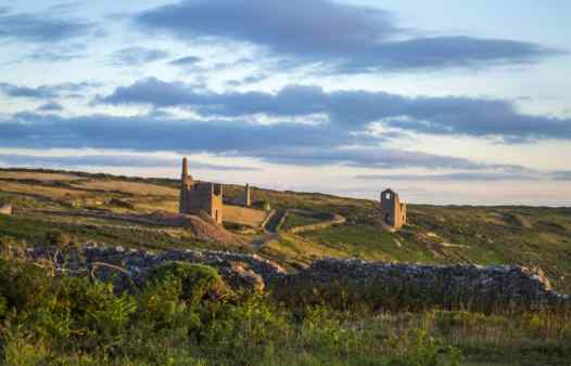 Wheal Leisure, real name Wheal Owles, as used in BBC's Poldark TV Series