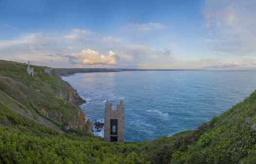 Wheal Trewavas. Guided mine walking tours with expert mine historian guides. Learn about tin mining and Cornwall's mining heritage on the southwest coast path.